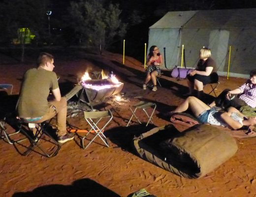 Australien Outback Campen (Teil 2)