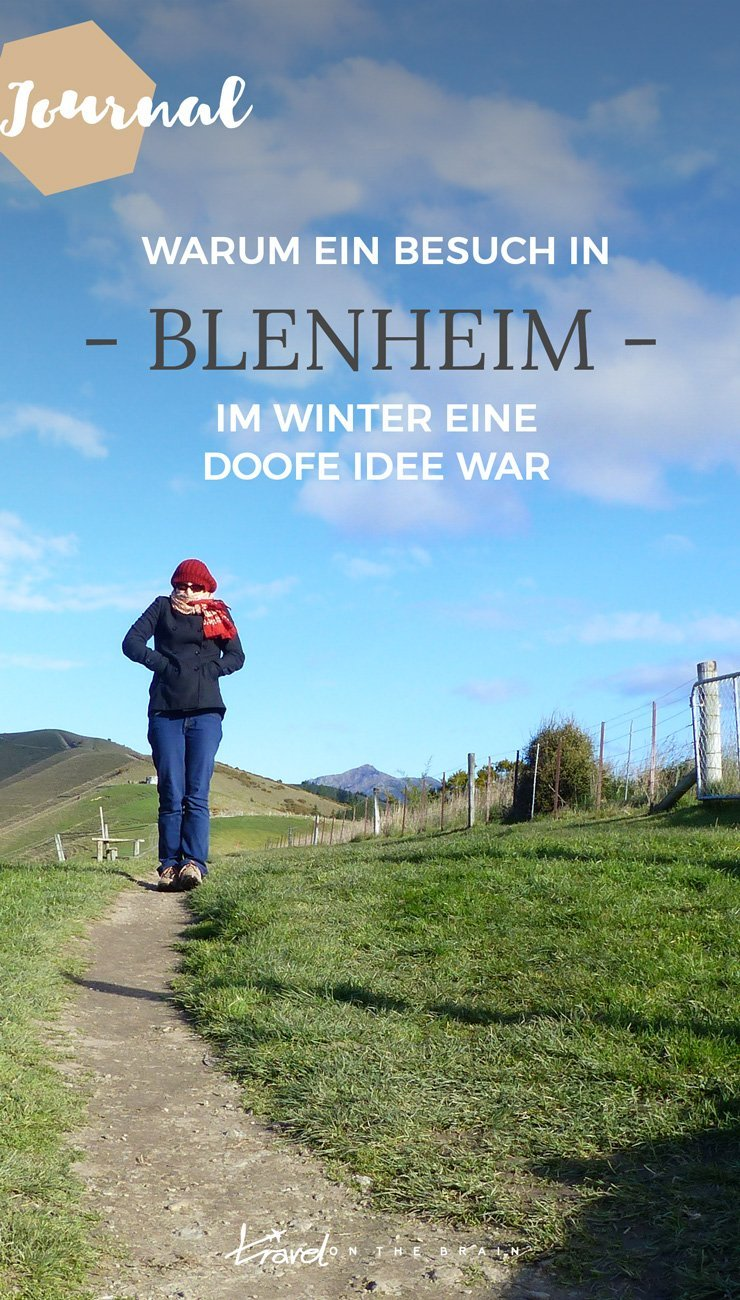 Warum ein Besuch in Blenheim im Winter eine doofe Idee war