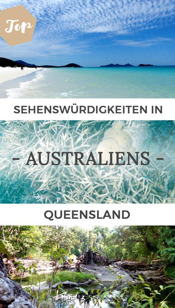 Top 25 Australien Sehenswürdigkeiten, die du nicht in Queensland verpassen darfst