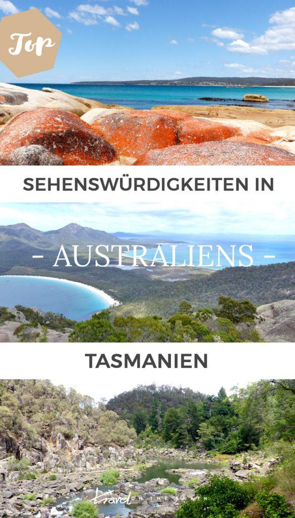 Top 25 Australien Sehenswürdigkeiten, die du in Tasmanien nicht verpassen darfst