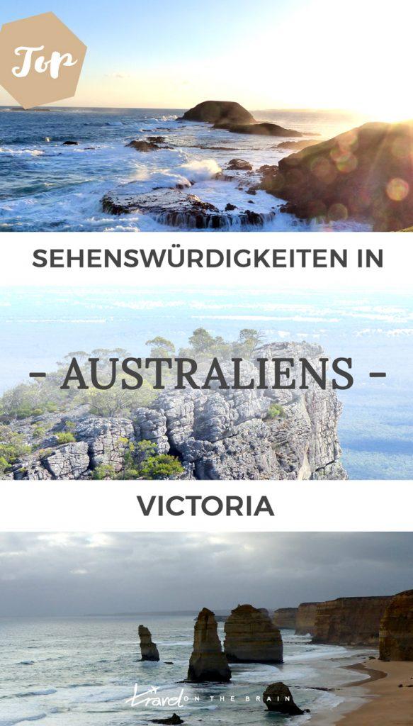 Top 25 Australien Sehenswürdigkeiten, die du in Victoria nicht verpassen darfst
