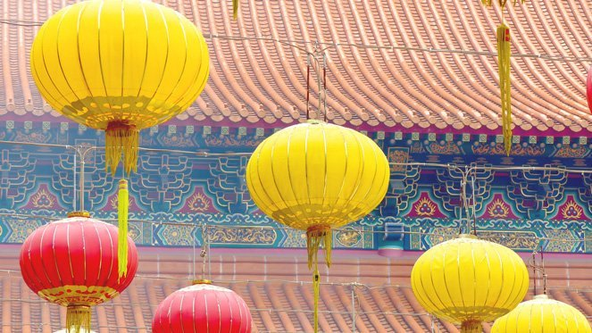 Hong Kong Guide - Wong Tai Sin Temple