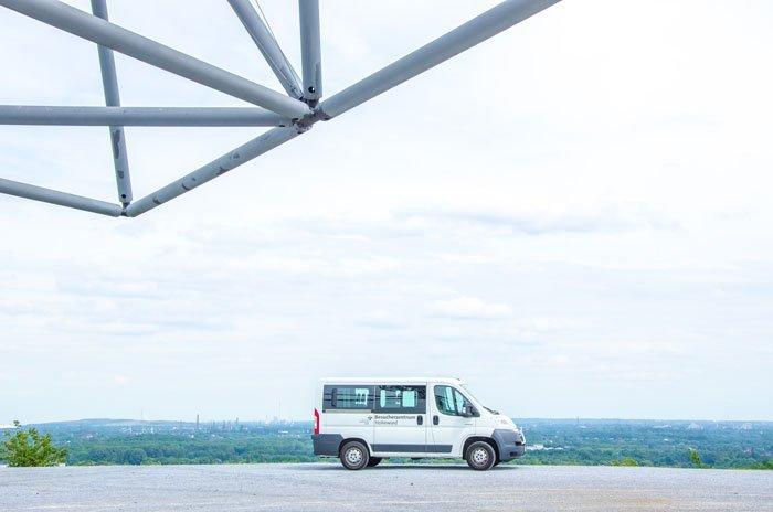 Wieso wollen alle auf die Halden im Ruhrgebiet? // Werbung