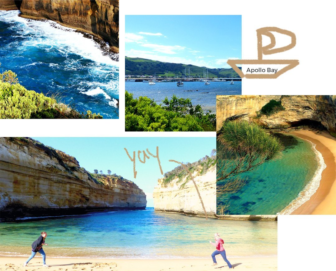 Apollo Bay and Loch Ard on a Great Ocean Road Trip