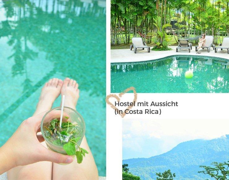 Hostels Suchen ist leicht -  hier ist mein Hotel in Costa Rica