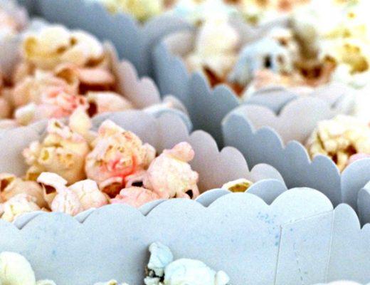 Melbourne Spring Fashion Week 2014 mit Popcorn
