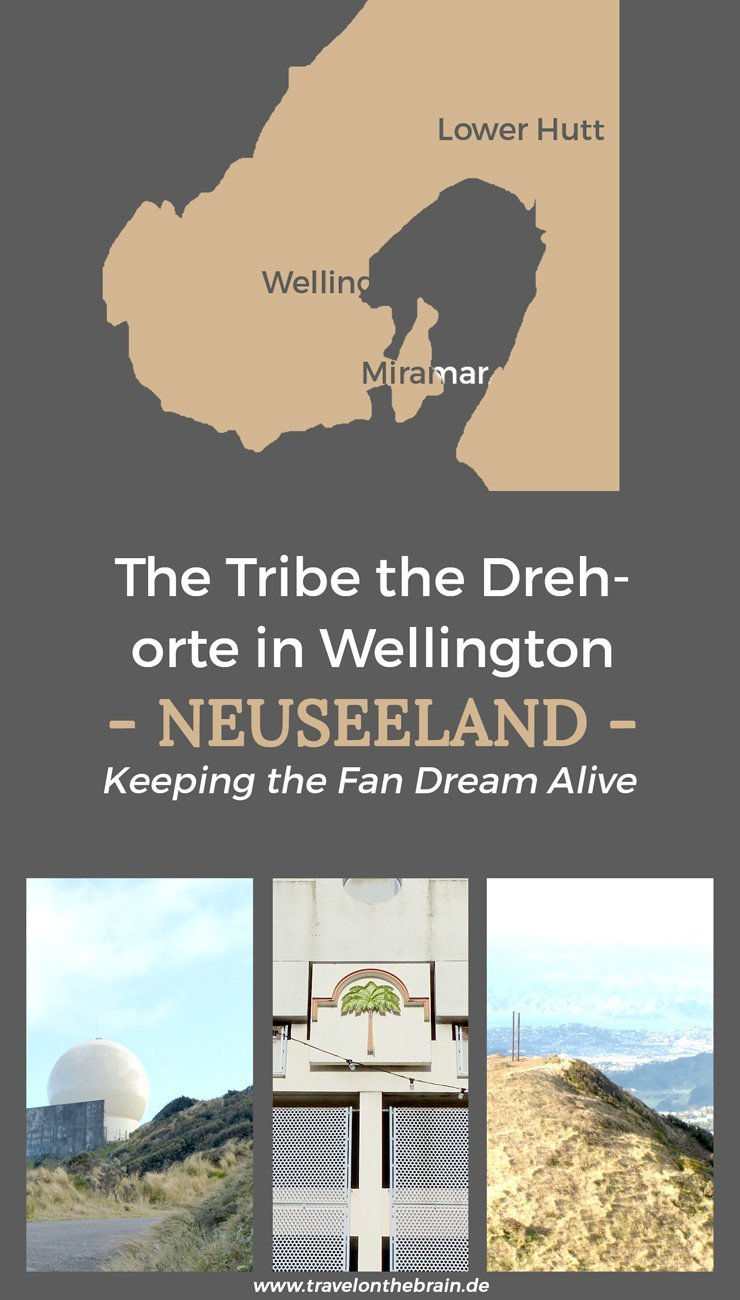 The Tribe Drehorte in Wellington für alle Fans - Keep the Dream Alive!
