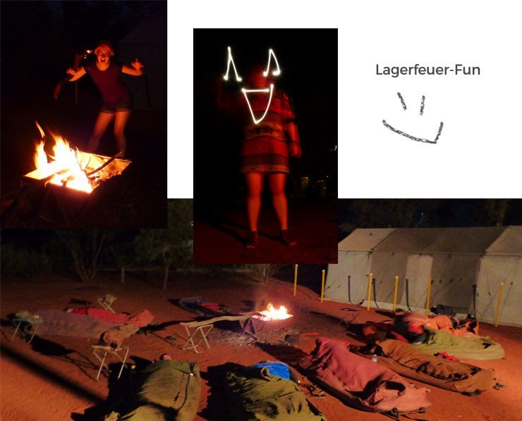 Wie ihr das Australien Outback Campen überlebt - mit Spaß am Camp