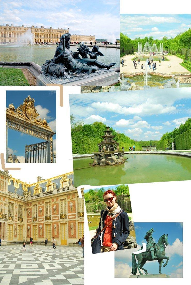 Frühling in Paris - Versailles ist keine gute Idee