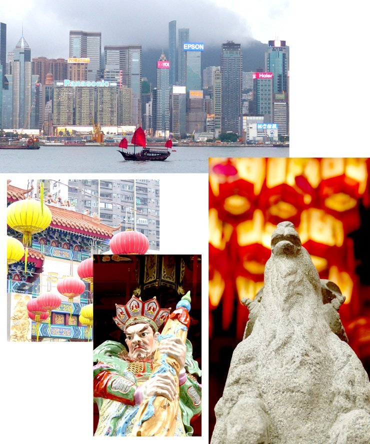 Hong Kong Sehenswürdigkeiten, die sich wirklich lohnen - zum Beispiel Wong Tai Sin