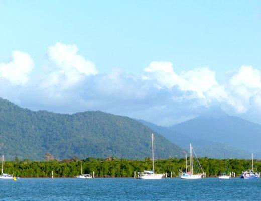 Dabei sah es in Cairns so idyllisch aus