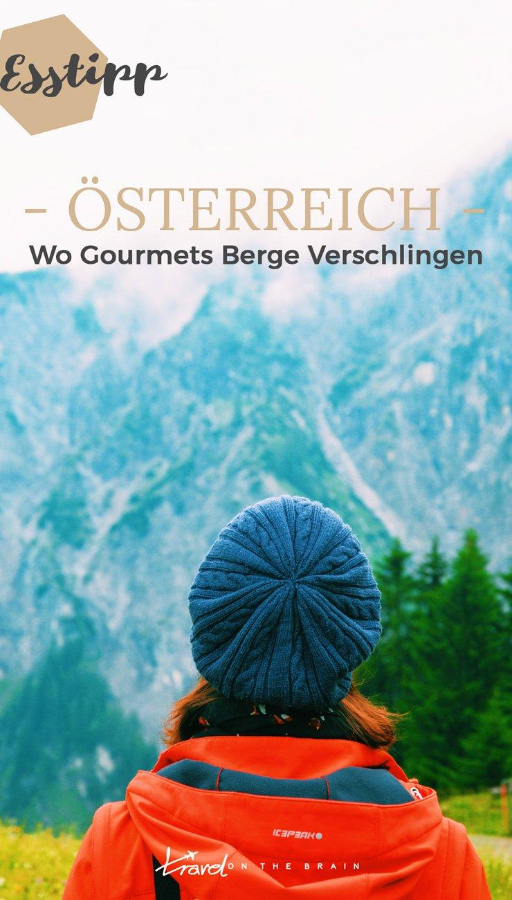 Österreichische Küche - Wo Gourmets Berge Verschlingen // Werbung