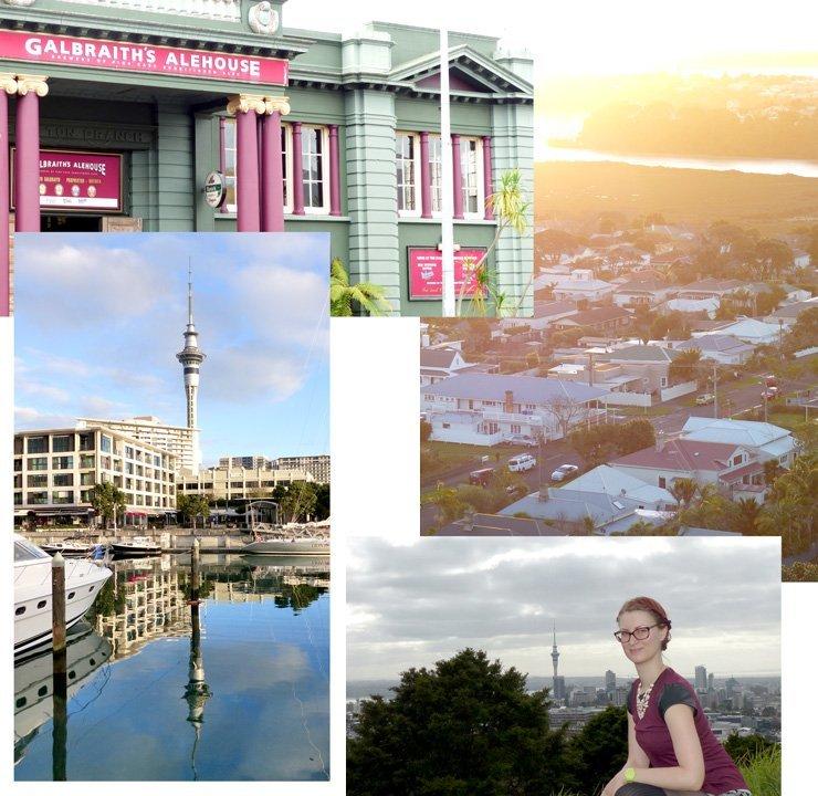 Aucklands Sehenswürdigkeiten mit besten Ausblicken