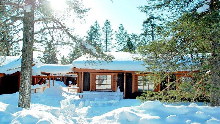 10 unschlagbare Gründe das finnische Lappland im Winter zu besuchen - Saariselkä