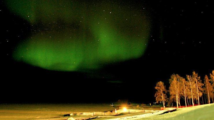 10 unschlagbare Gründe Finnisch Lappland im Winter zu besuchen - Nordlichter