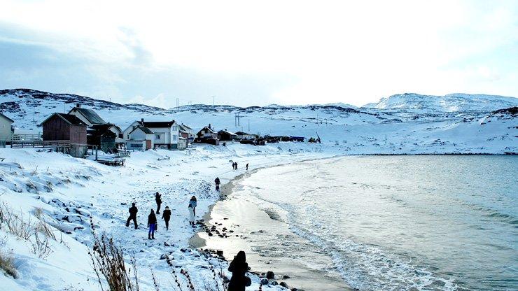 10 unschlagbare Gründe Finnisch Lappland im Winter zu besuchen -arktischer ozean