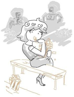 Comic by Annemarie Strehl