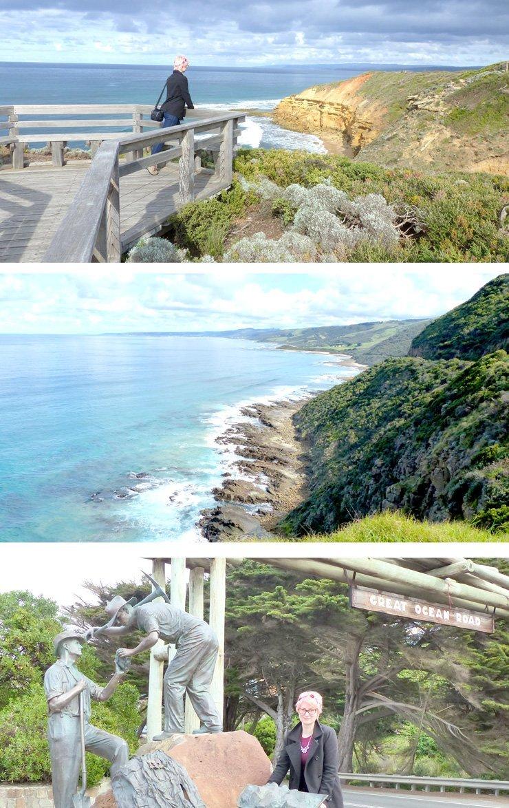 Noch mehr Eindrücke der great Ocean Road Tour