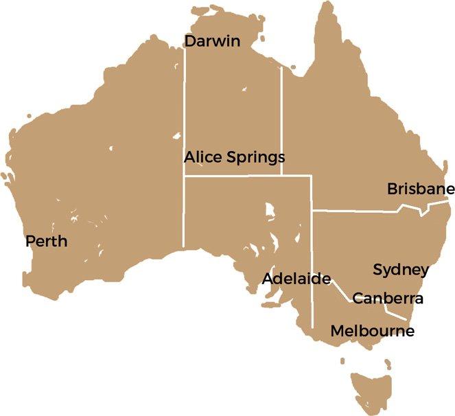 Top 25 Australien Sehenswürdigkeiten, die du nicht verpassen darfst