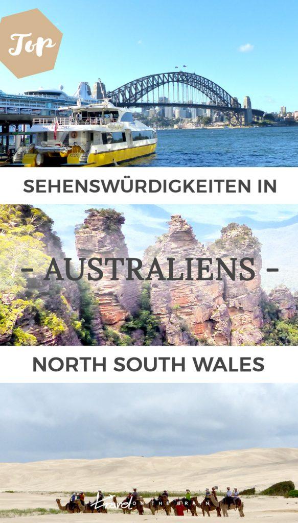 Top 25 Australien Sehenswürdigkeiten, die du in NSW nicht verpassen darfst