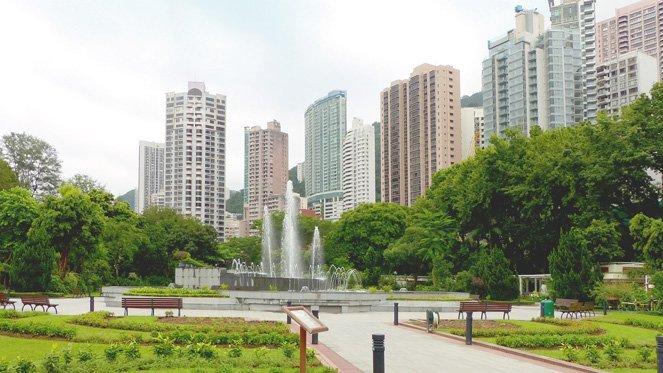 Hong Kong Guide - Botanical Gardens