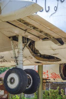 Geisterflugzeug Kuta