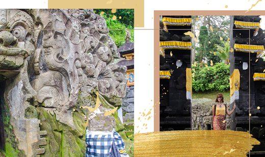 Bilder von Goa Gajah – der Elefanten Höhle in Bali