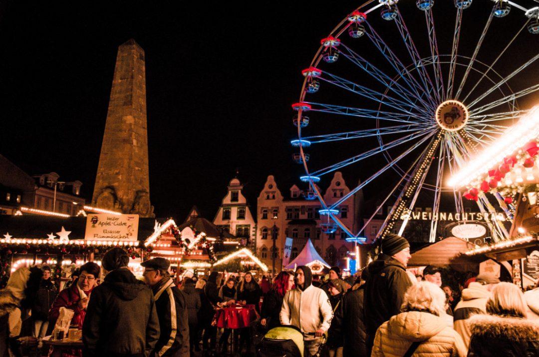 Thüringer Weihnachtsmarkt Erfurt