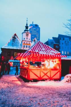 Thüringer Weihnachtsmarkt Jena
