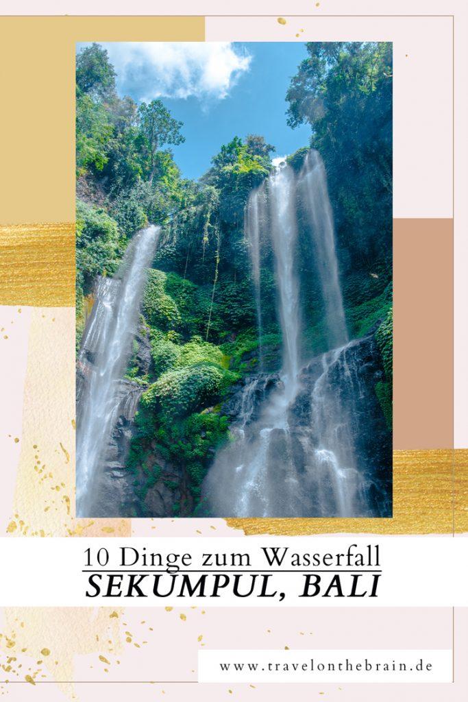 10 Dinge, die du zum Sekumpul Wasserfall in Bali wissen musst