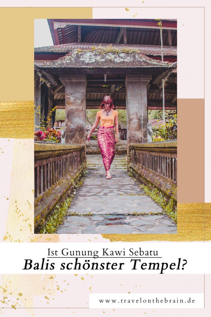 Ist Gunung Kawi Sebatu Balis schönster Tempel?