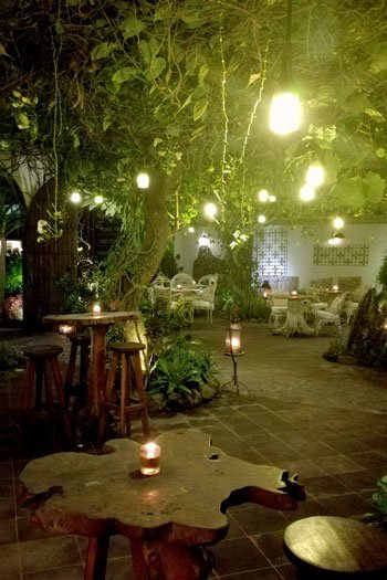 Canggu Restaurant La Finca