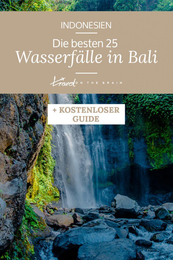 Die Besten 25 Wasserfälle in Bali – Wie du hinkommst und welche sich richtig lohnen
