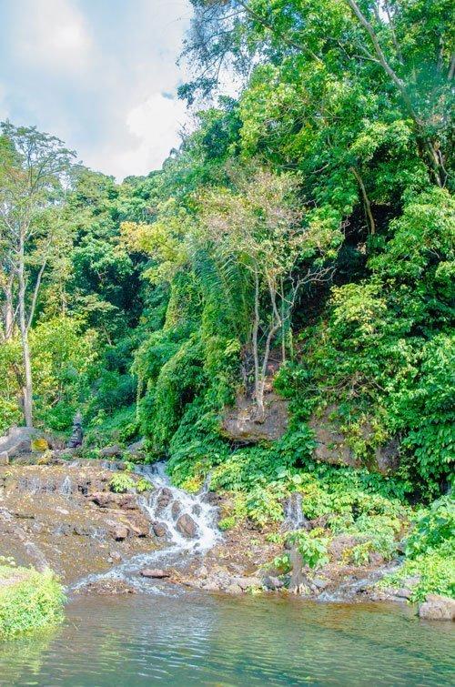 Grombong Wasserfall