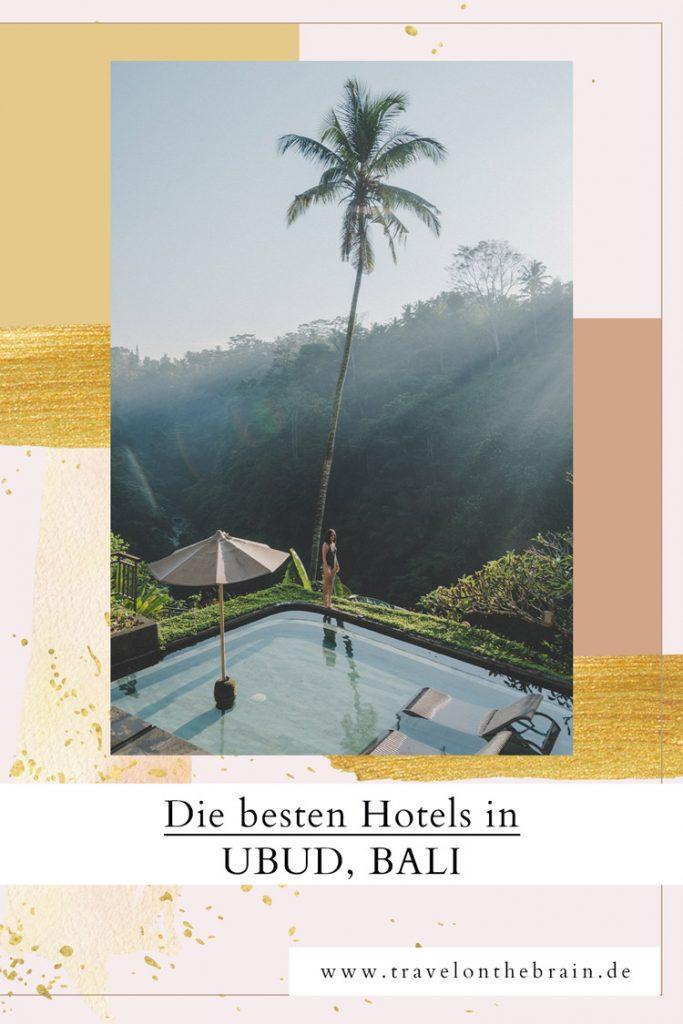 Die besten Ubud Hotels – Zwischen Reisfeldern und Pools