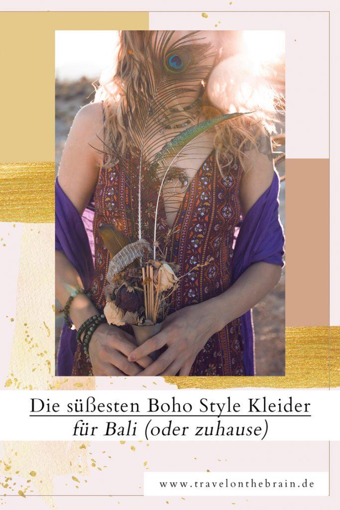 Die süßesten Boho Style Kleider für deinen Sommerurlaub in Bali