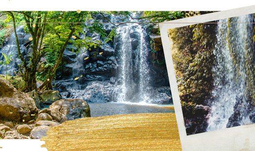 die besten Wasserfälle auf Bali