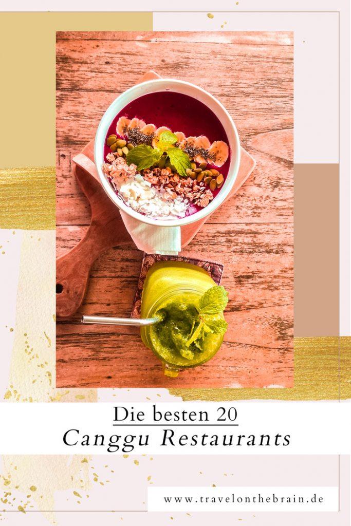 Die besten 20 Canggu Restaurants - Schön & Lecker
