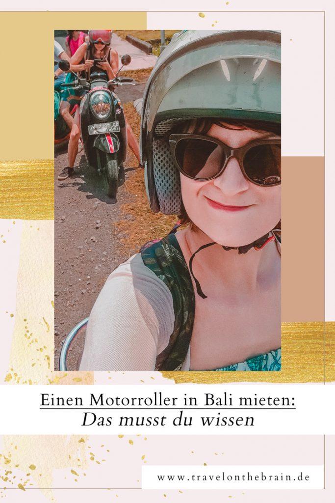 Einen Roller mieten auf Bali - Das musst du vorher wissen
