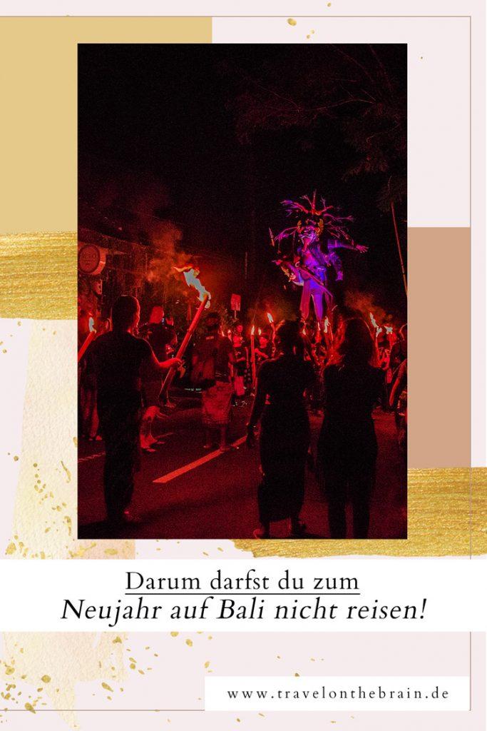 Darum darfst du zum Neujahr Bali (Nyepi) nicht bereisen!