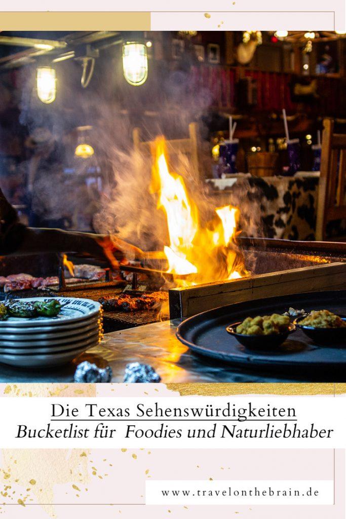 Die Texas Sehenswürdigkeiten Bucketlist Für Foodies und Abenteurer