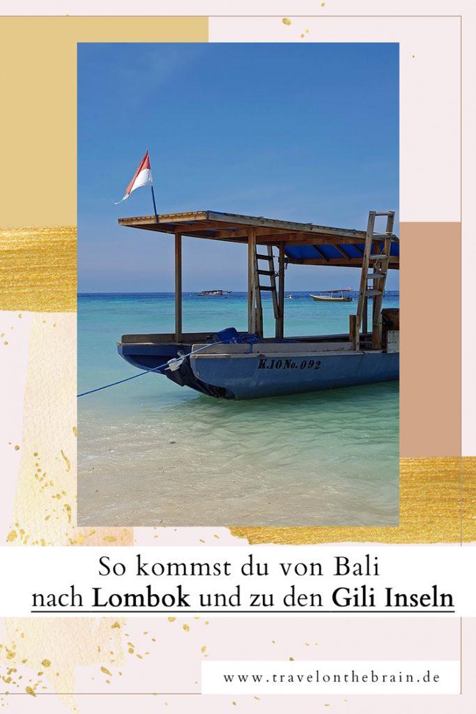 So kommst du von Bali nach Lombok und zu den Gili Inseln