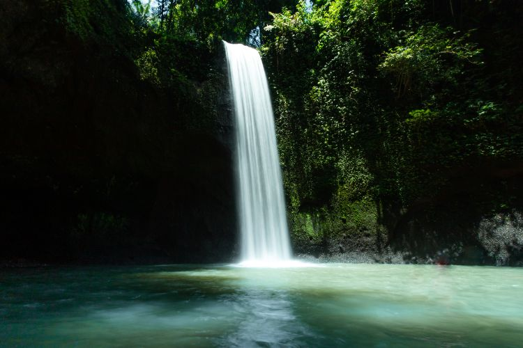 Tibumana Wasserfall - Foto von Chalkie and the Chippy