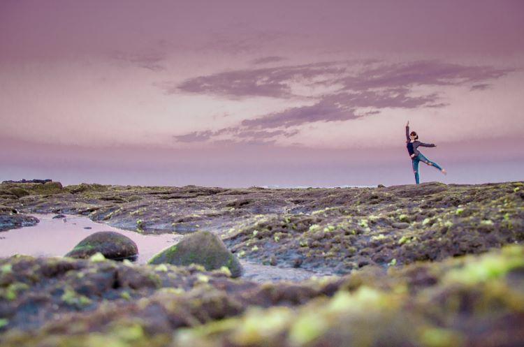 Cemagi Strand in Bali
