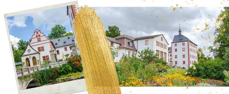 Header: Ausflugsziel Schloss Kochberg in Thüringen – Das erwartet dich