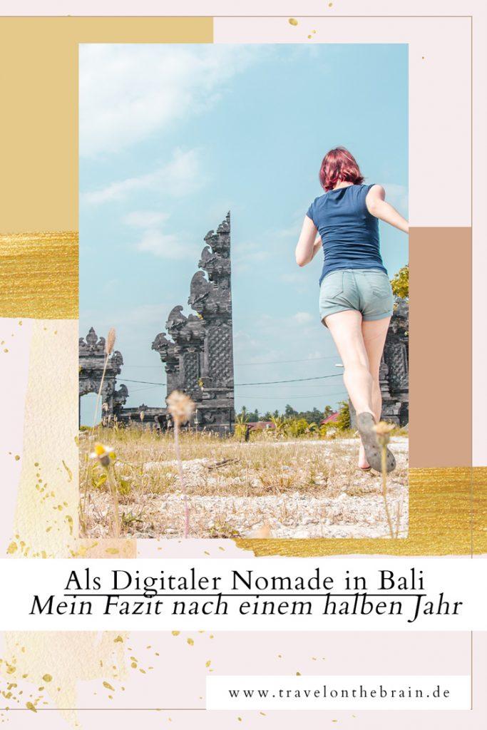 Leben in Bali als Digitale Nomaden – Fazit nach einem halben Jahr