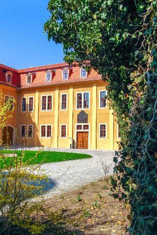 Ettersburg Neues Schloss