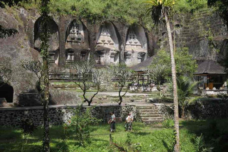 Ubud Ausflug zu den Königsgräbern - Foto von The TW Guys