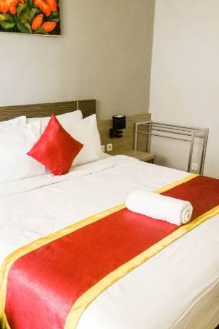 Gästebett in Bali