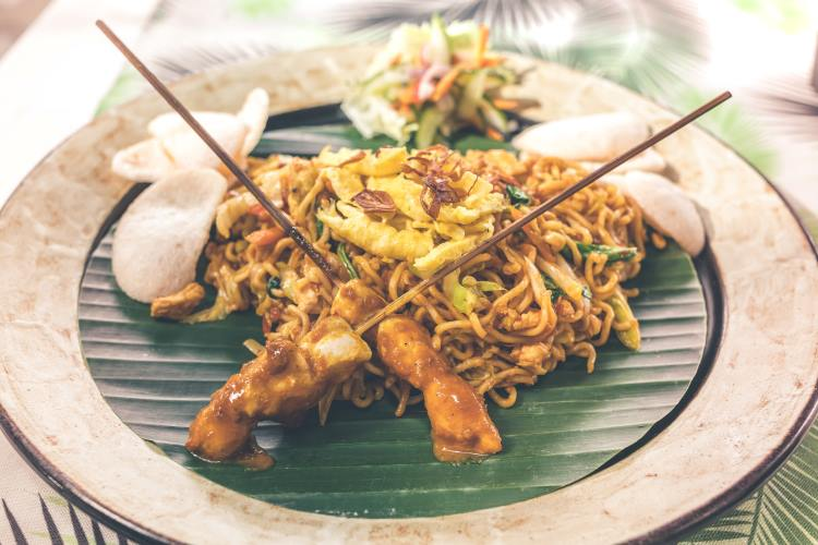 Balinesisches Essen